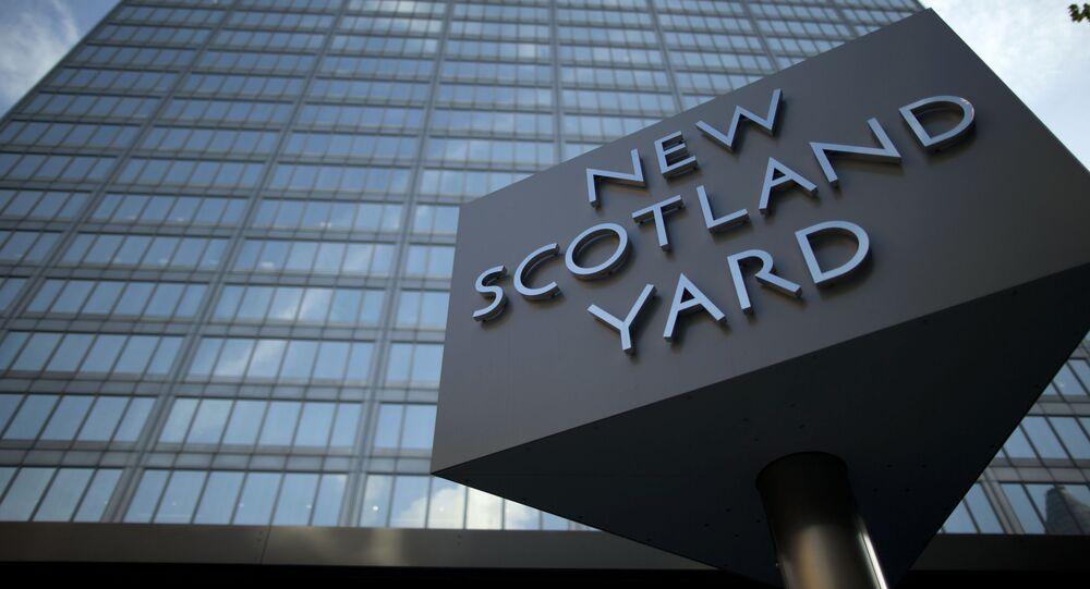 Budova Scotland Yardu v Londýně