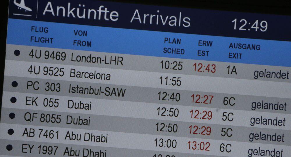 Letiště v Německu