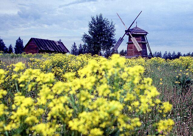 Starý mlýn. Ilustrační foto