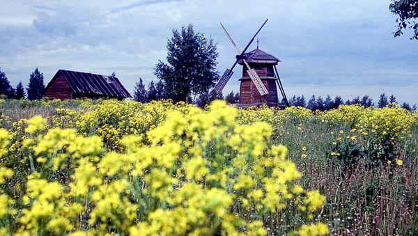 Starý mlýn. Ilustrační foto - Sputnik Česká republika