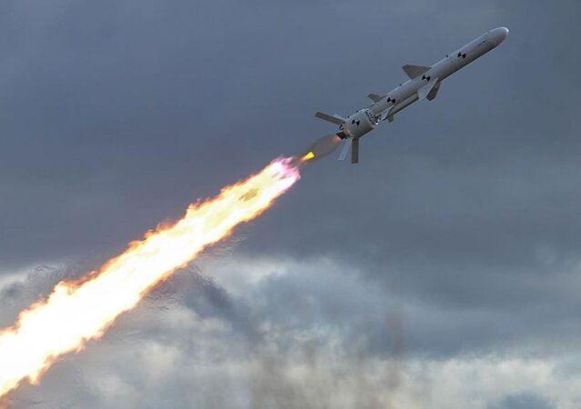 Ukrajinská raketa Neptun
