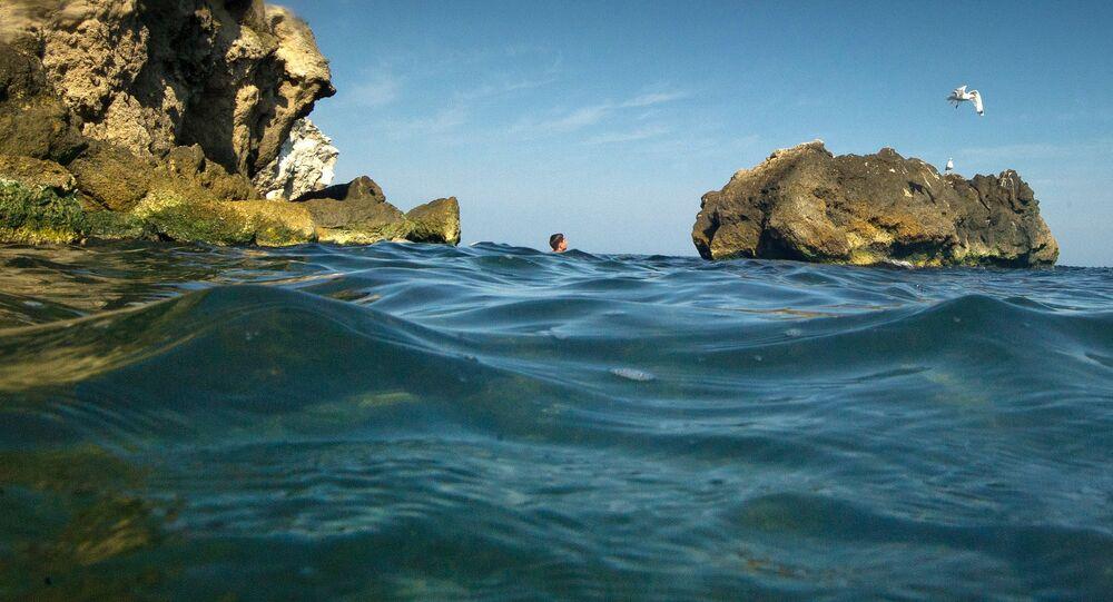 Azovské moře, Krym