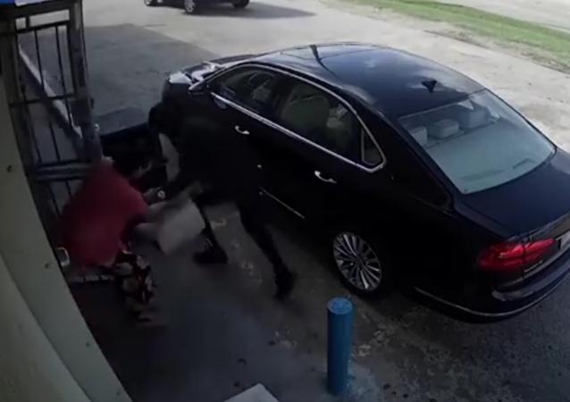 Krádež