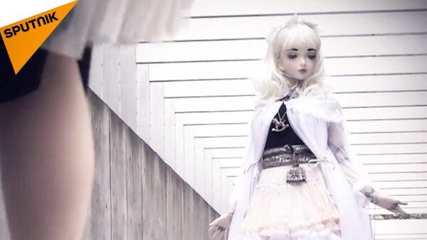 Lulu Hashimoto má vždy smutný pohled. - Sputnik Česká republika