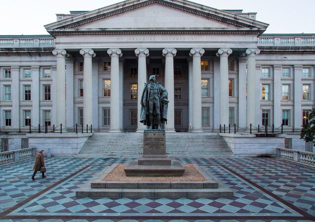 Americké ministerstvo financí