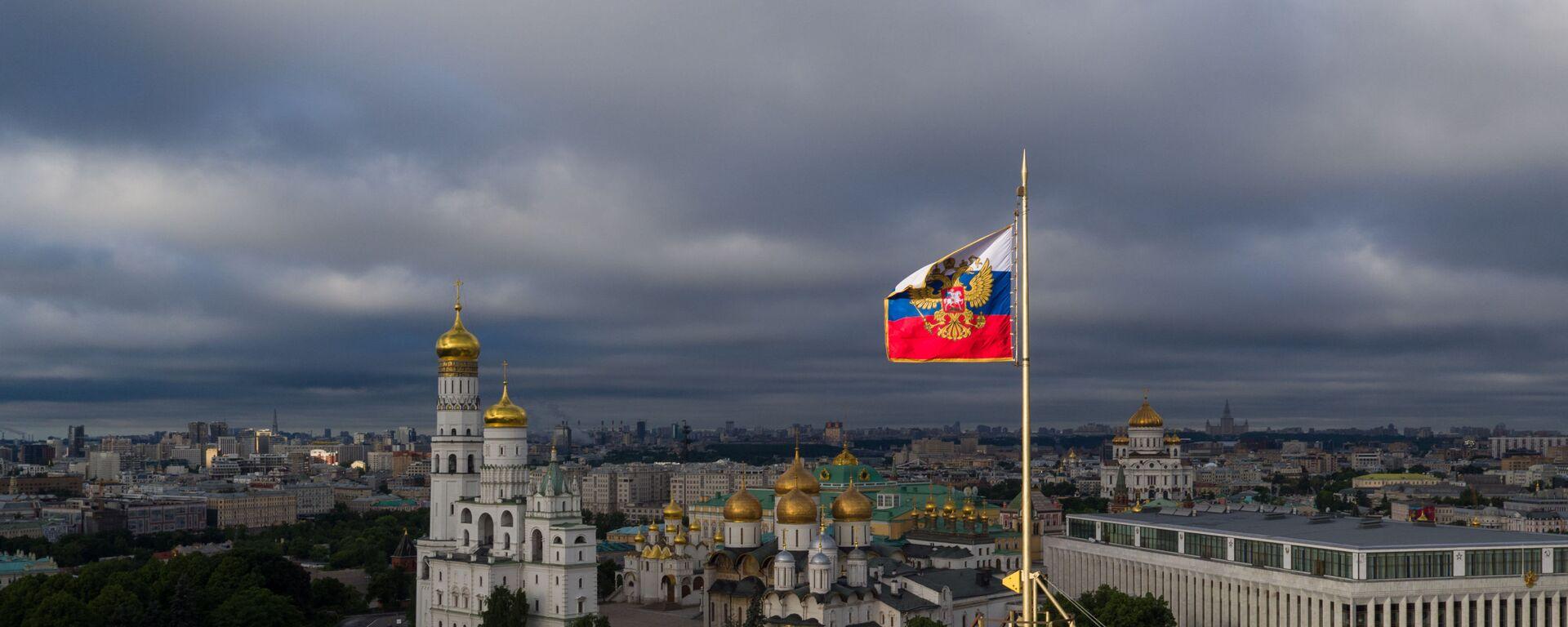 Výhled na Moskevský Kreml - Sputnik Česká republika, 1920, 21.06.2021