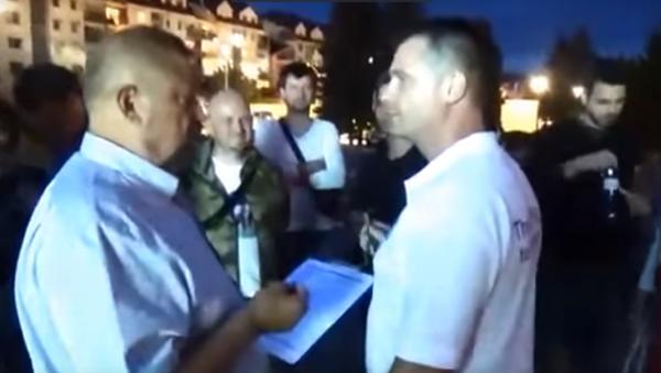 Slovenský právník podivným způsobem znemožnil diplomatům USA poklonit se hrdinům - Sputnik Česká republika