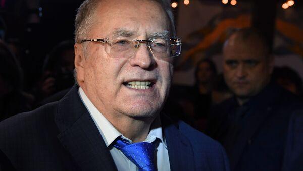 Vladimir Žirinovský - Sputnik Česká republika