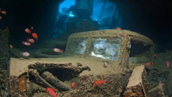 Víte, jak vypadá známý Titanik dnes? - Sputnik Česká republika