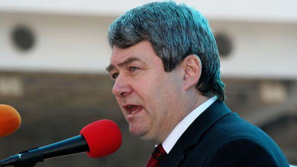 Předseda Komunistické strany Čech a Moravy Vojtěch Filip - Sputnik Česká republika