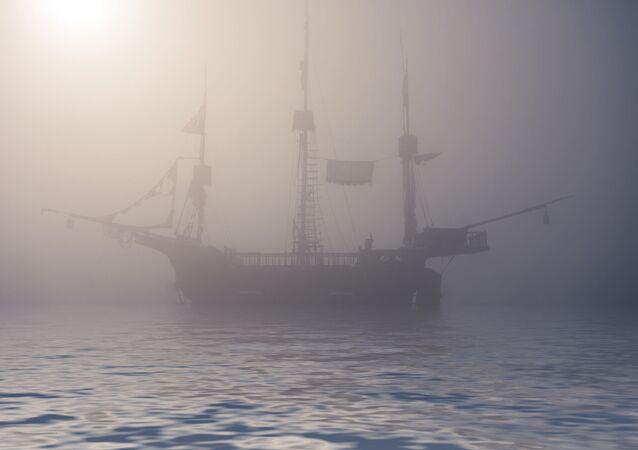 Tajemná loď