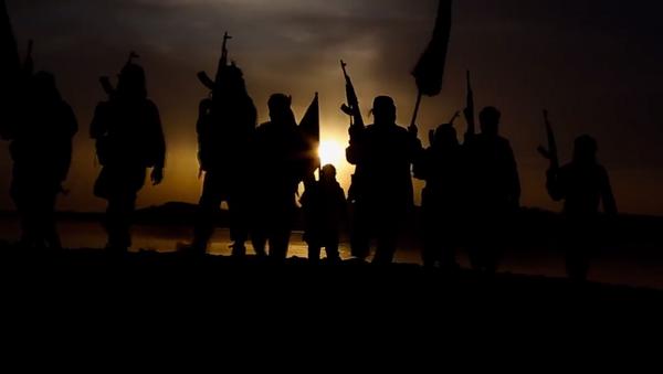 Členové Islámského státu - Sputnik Česká republika