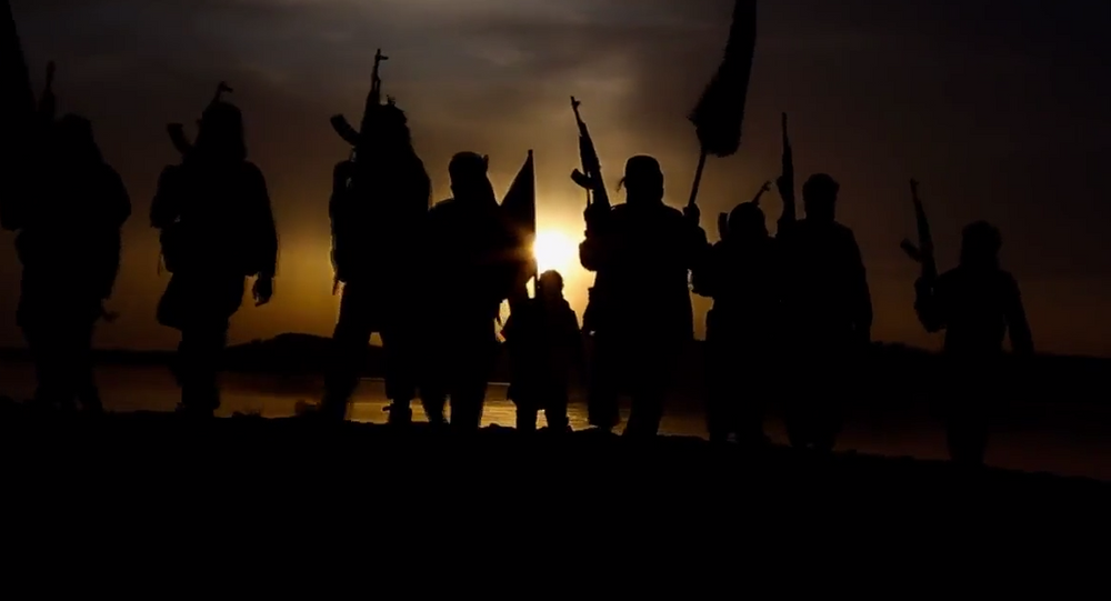 Členové Islámského státu