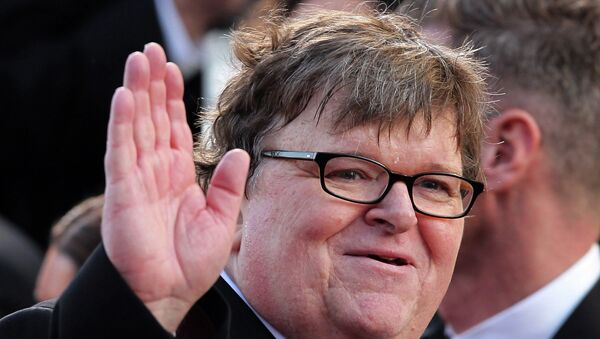 Režisér Michael Moore - Sputnik Česká republika