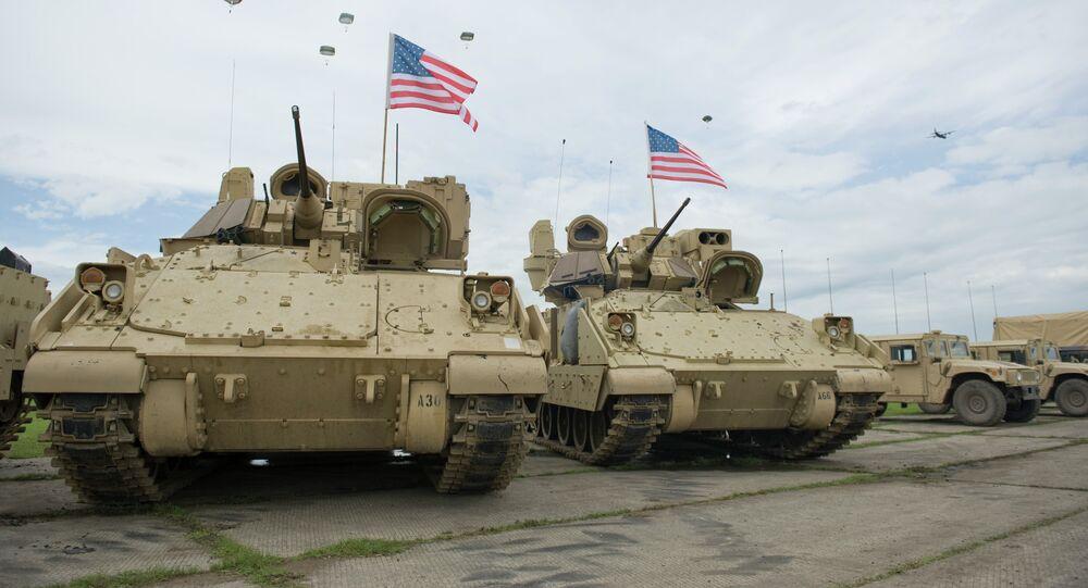Americké tanky