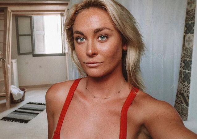 Australská modelka Sinead McNamara