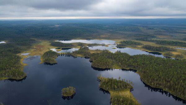 Kraj tisíců jezer. Kouzelná Karélie - Sputnik Česká republika