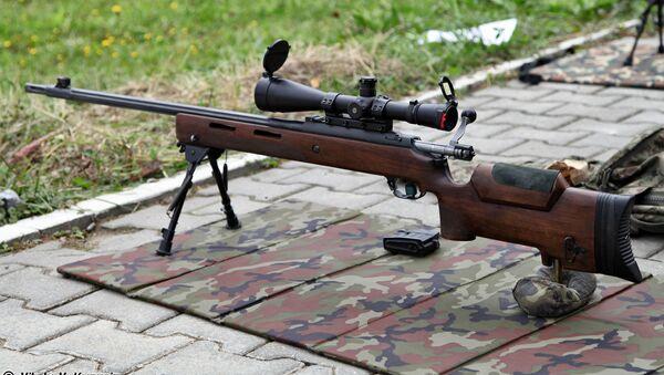 Snajperská puška MC-116M - Sputnik Česká republika