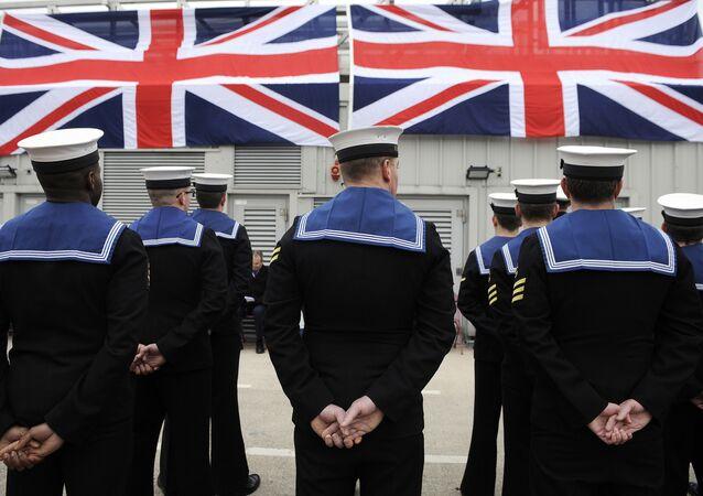 Britští námořníci