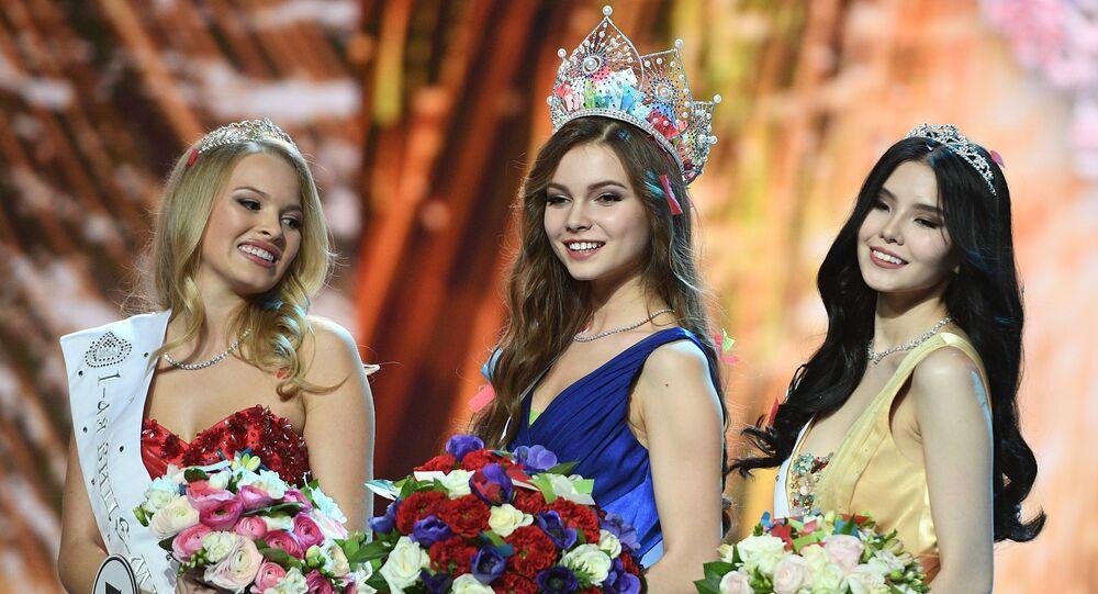 Finále soutěže Miss Rusko 2018