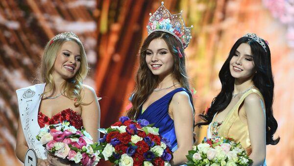 Finále soutěže Miss Rusko 2018 - Sputnik Česká republika