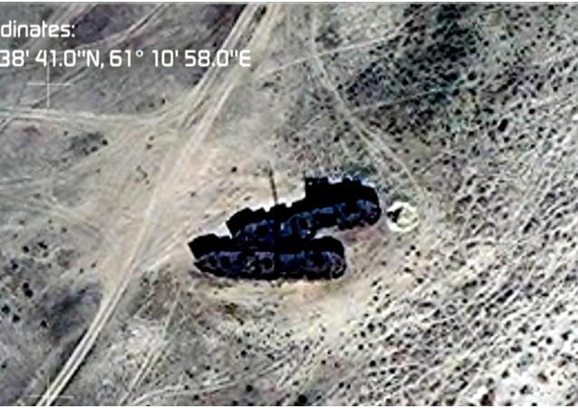 Jak je to možné? Obří lodě se vynořily uprostřed středoasijské pouště