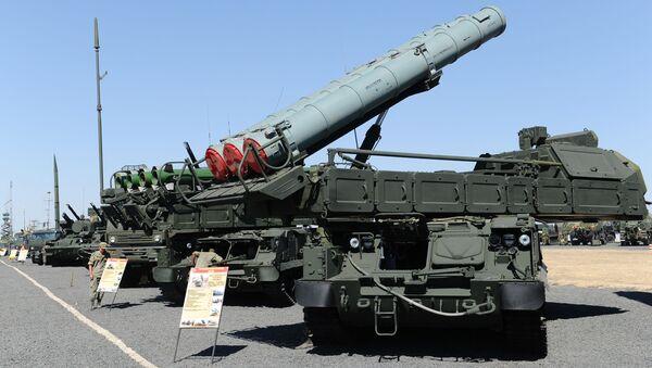 protiletadlový komplex Buk-M3 - Sputnik Česká republika