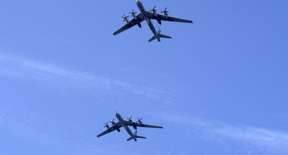 Bombardéry Tu-95
