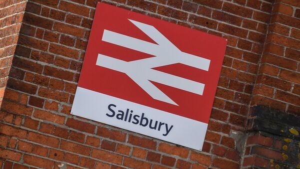 Salisbury, Velká Británie - Sputnik Česká republika