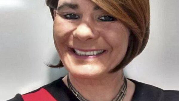 Transgender Karen White - Sputnik Česká republika