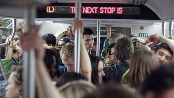 New York Subway - Sputnik Česká republika
