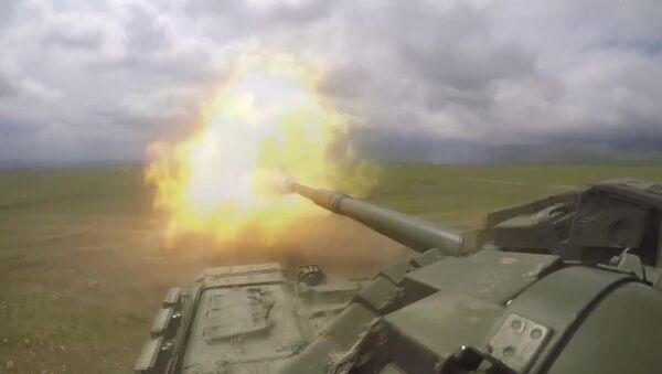 V Rusku se slaví Den tankistů - Sputnik Česká republika