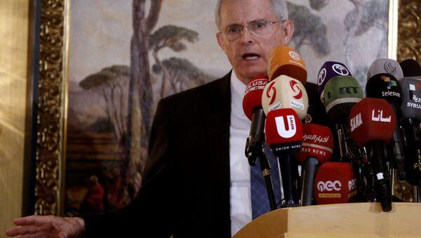 Americký senátor ze státu Virginie Richard Black - Sputnik Česká republika