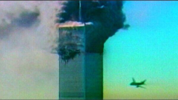 K největšímu teroristickému útoku ve světových dějinách došlo v New Yorku 11. září 2001 - Sputnik Česká republika