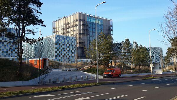 Mezinárodní trestní soud v Haagu - Sputnik Česká republika