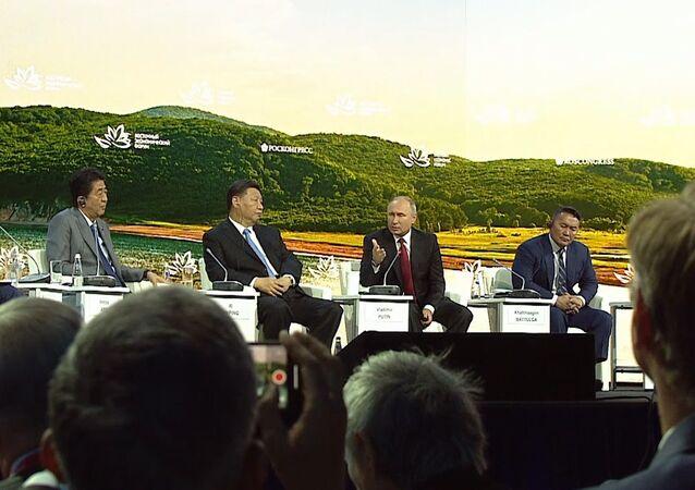 Pojďme uzavřít mírovou smlouvu. Putinův projev ohledně smlouvy s Japonskem (VIDEO)