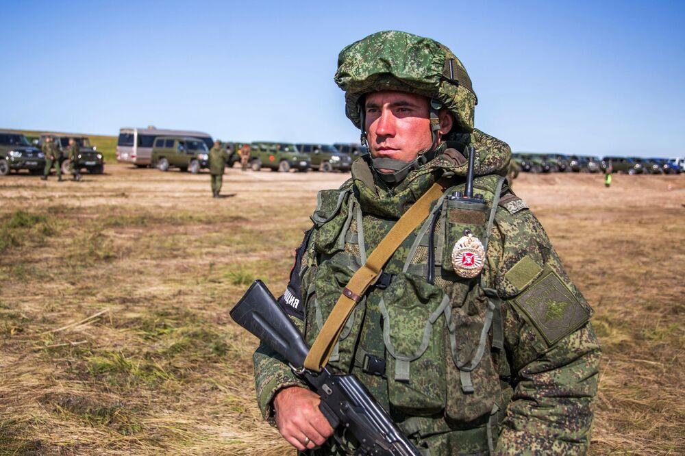 Ruská armáda zahájila největší cvičení v dějinách Vostok 2018