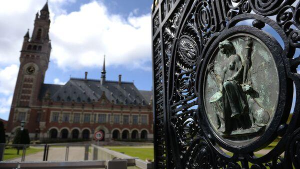 Palác míru v Haagu - Sputnik Česká republika