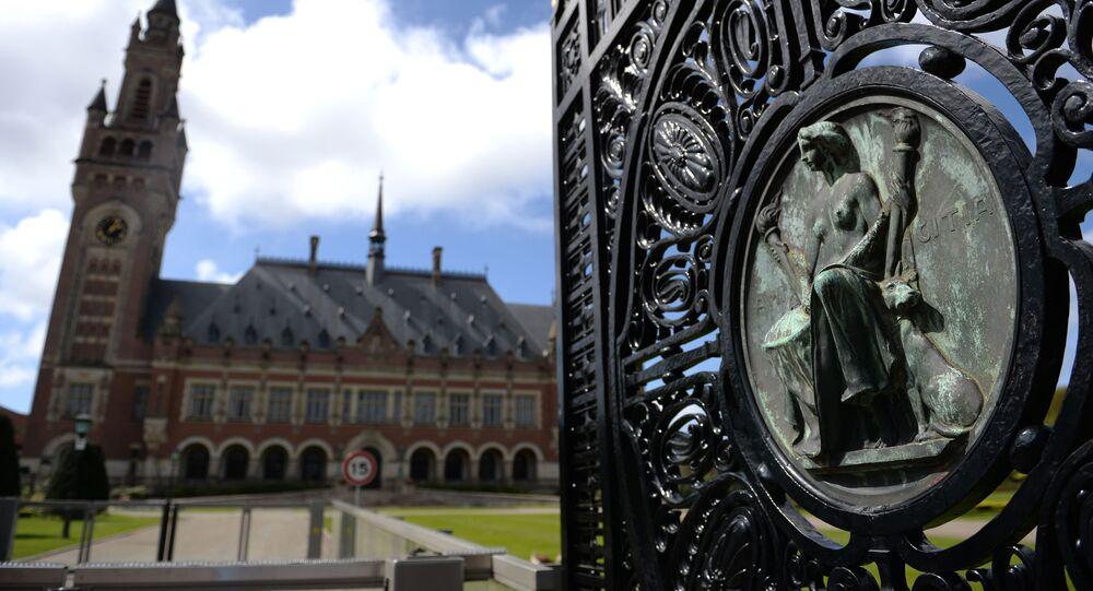 Palác míru v Haagu