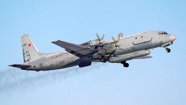 Letadlo Il-20 - Sputnik Česká republika