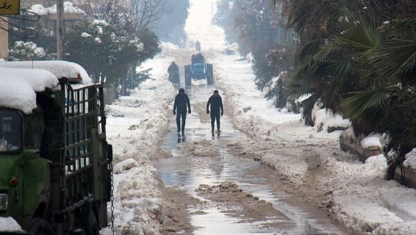 Provincie Idlib v Sýrii - Sputnik Česká republika