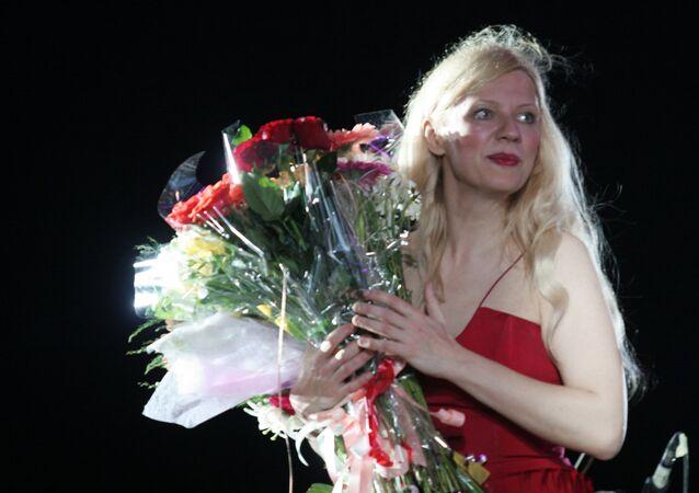 Pianistka Valentina Lisitsa