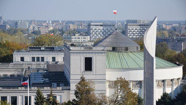 Sejm. Varšava. - Sputnik Česká republika