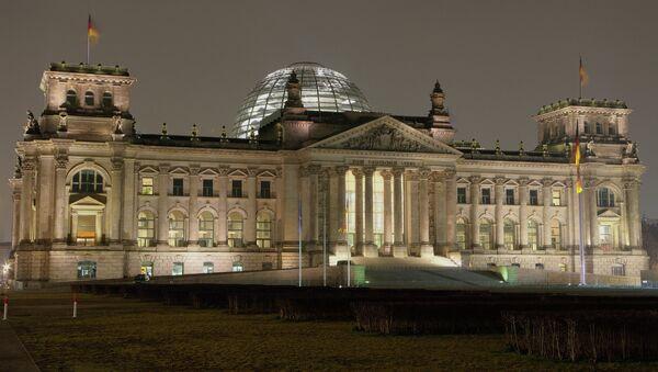 Budova Spolkového sněmu v Berlíně - Sputnik Česká republika