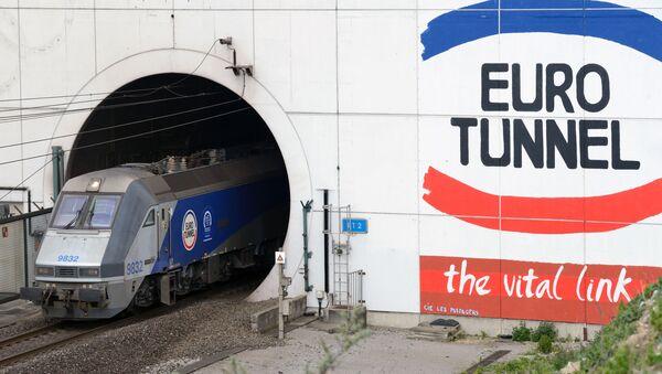 Eurotunel - Sputnik Česká republika