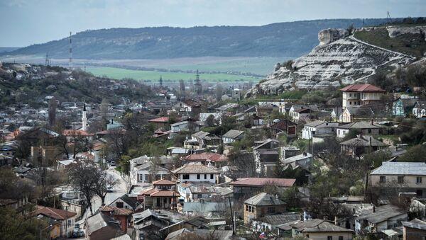 Krym, Bachčisaraj - Sputnik Česká republika