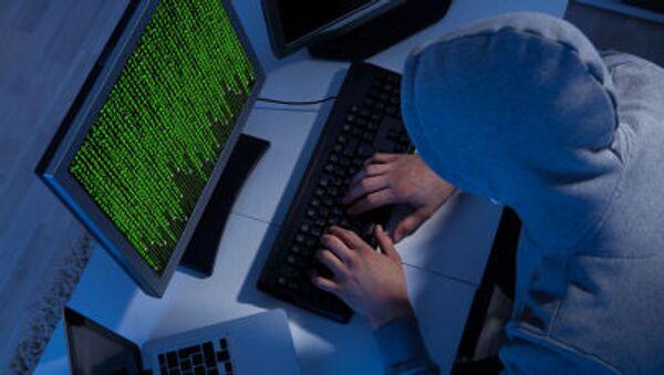 Hacker - Sputnik Česká republika