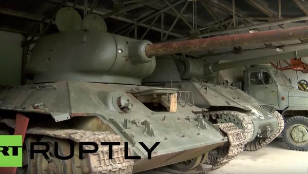 Chcete zbraně z druhé světové války? Můžete je koupit v Česku na eBay - Sputnik Česká republika