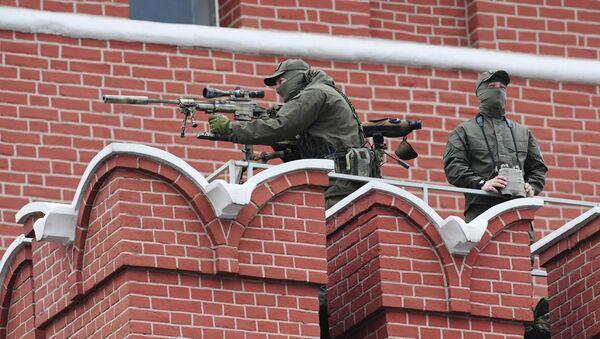 Forbes: Snajperská puška, která brání Vladimira Putina - Sputnik Česká republika