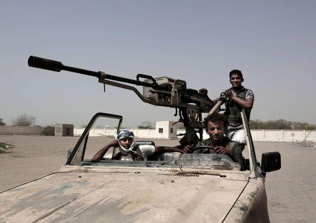 Válka v Jemenu